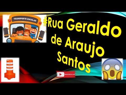 rua geraldo de araujo santos Taboão da Serra - Transporte escolar Taboão da Serra