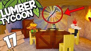 HOW TO GET THE RUKIRYAXE #17 - Lumber Tycoon 2 ROBLOX [KraoESP]
