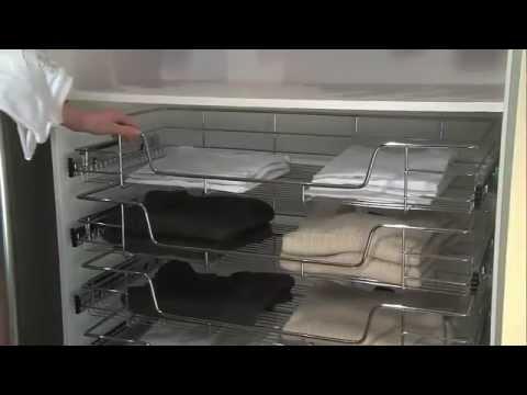 корзины для шкафов