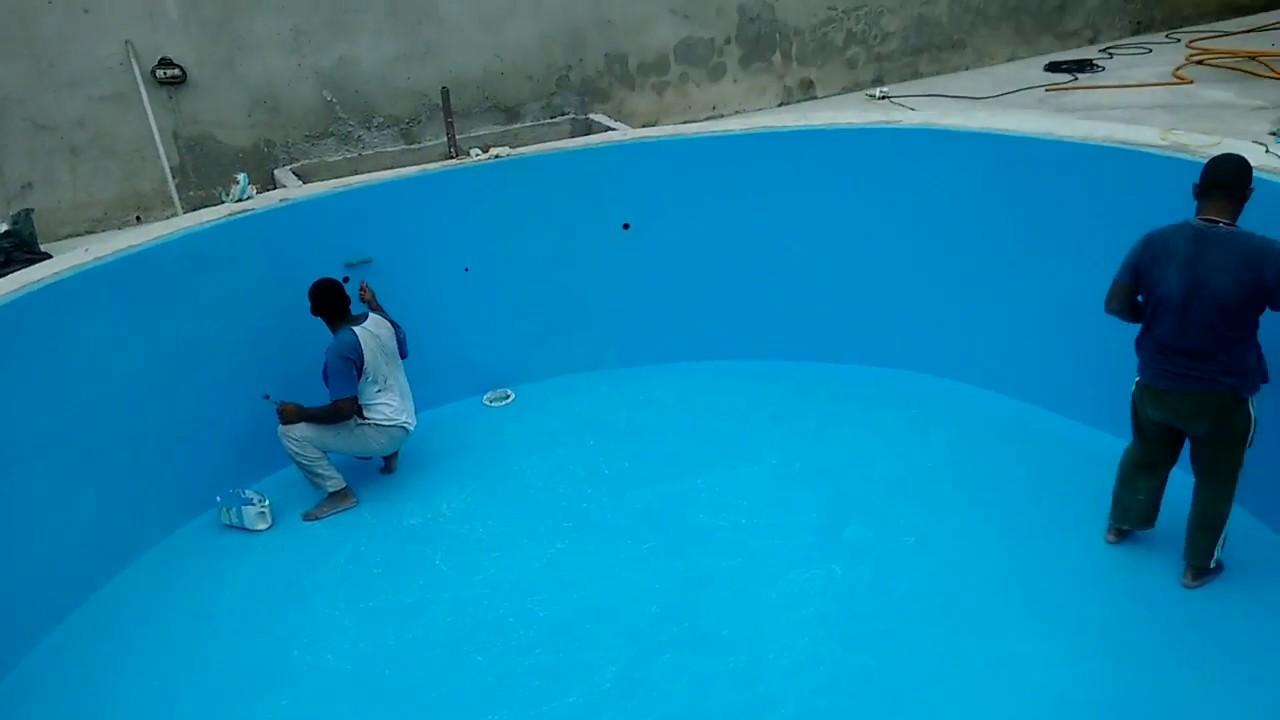 Piscina de alvenaria transformada em fibra de vidro itaipua u rj equipe mmpiscinas youtube - Toboganes para piscinas baratos ...