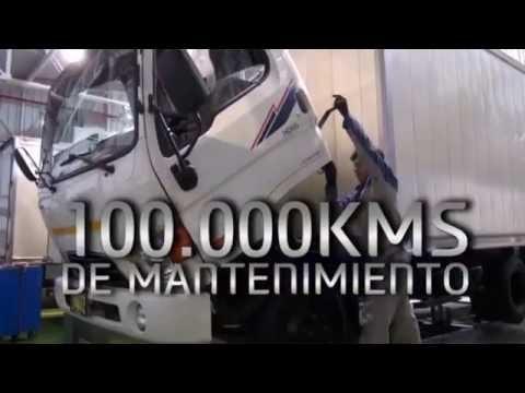 Hyundai Los Olivos Camiones HD65 y HD78