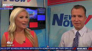 LAUREL VS YANNY: Which do you hear? Marcy Jones, Mike Pache talk it out (FNN)