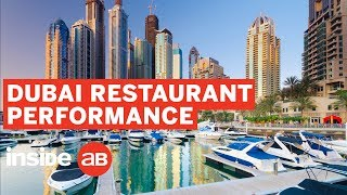 How well are restaurants in the UAE doing?