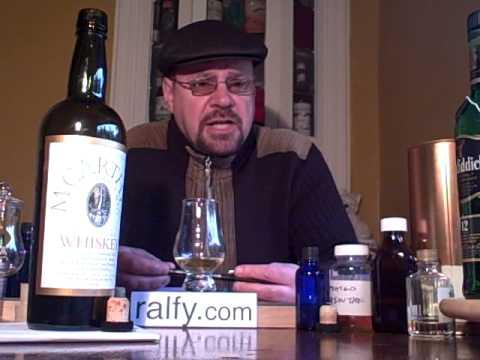 whisky review 25 - McCarthy's single malt whiskey