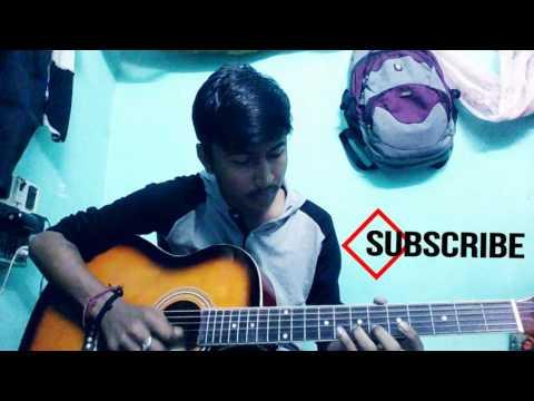 (OST.Dilwale) Janam Janam - | Guitar Cover | Shah Rukh Khan | Kajol | Arijit