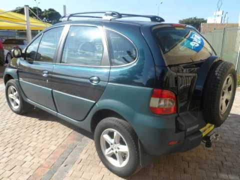 2004 renault scenic rx4 privilege auto for sale on auto trader south africa youtube. Black Bedroom Furniture Sets. Home Design Ideas