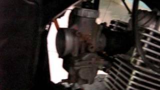 YBR 125 carburador de RD + Estralador Torbal