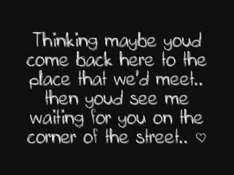 The Script- The Man Who Can't Be Moved W/ Lyrics On Screen