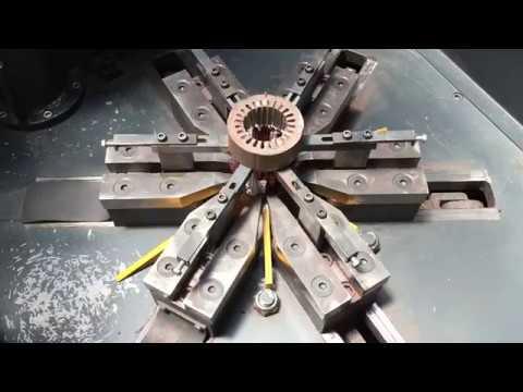Electric motor recycling machine elektrik motoru geri for Electric motor recycling machine
