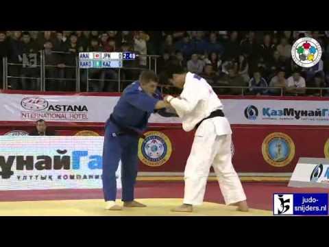 Takamasa Anai (JPN) - Maxim Rakov (KAZ) [-100kg] Semi-final