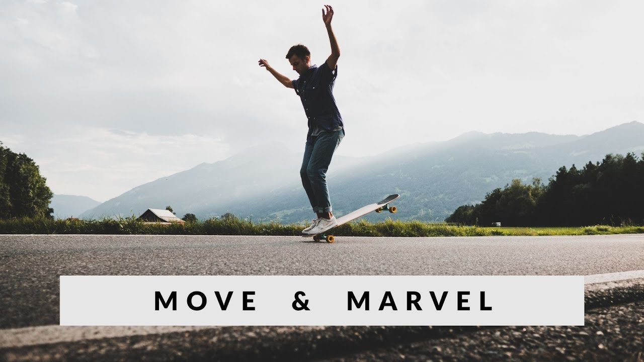 MOVE & MARVEL | Philipp Baumann