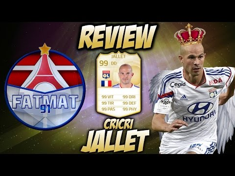 FUT15 | Legend Review | Christophe Jallet (DD : 99) ! [FR]