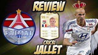 FUT15 | Legend Review | Christophe Jallet (DD : 99) ! [FR]