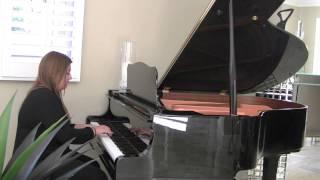 Tarlon Moghadam - Gole Goldoone Man Piano Cover