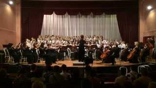Сводный хор ДХК и ДМШ #1(Е.Мельников