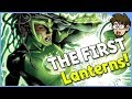 Who Were the First Green Lanterns?