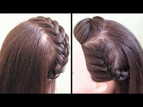 Awesome Hairstyle For Everyday Use || Easy Everyday Hairstyle thumbnail