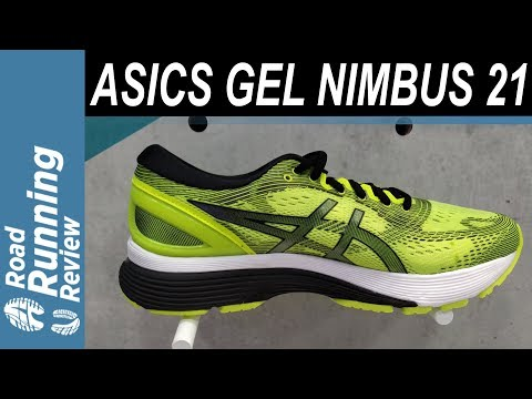 zapatillas de running de hombre gel-nimbus 21 asics
