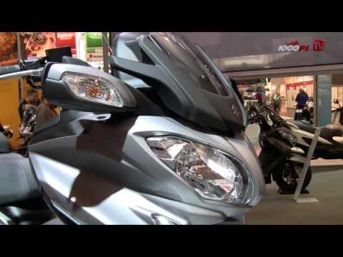 Suzuki Burgman 650 2013 Intermot 2012
