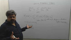 CT4 CH3 MARKOV CHAINS Lecture-1 by Inflexion Point