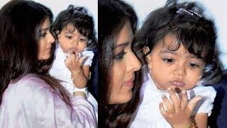 2nd Birthday Celebration - Aaradhya Bachchan...