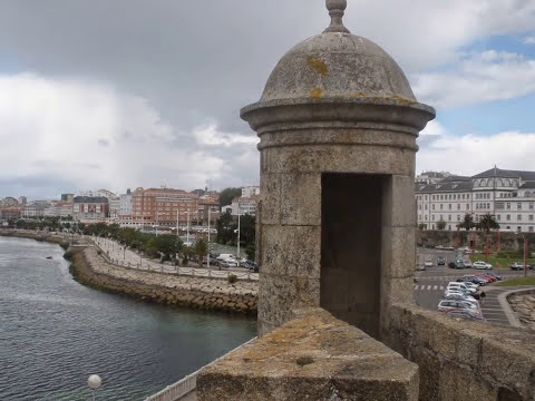 La Coruna City Attractions, La Coruna City Centre