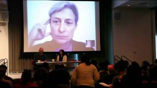 The Anarchist Turn - Judith Butler Q&A [1]