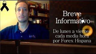 Breve Informativo - Noticias Forex del 19 de Septiembre 2018