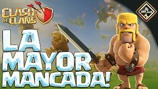 """""""LOS JONAS DE LA SEMANA"""" Y GaLaDon FINAL clash of clans con by mr luis"""