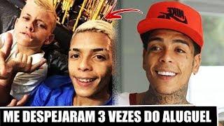 """🔴 A EMOCIONANTE Historia do MC Kevin """"Ja fui Despejado 3 Vezes do Aluguel"""