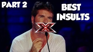 Simon Cowell Best Insults PART 2