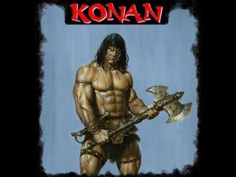 Konan - The Fall (1987)