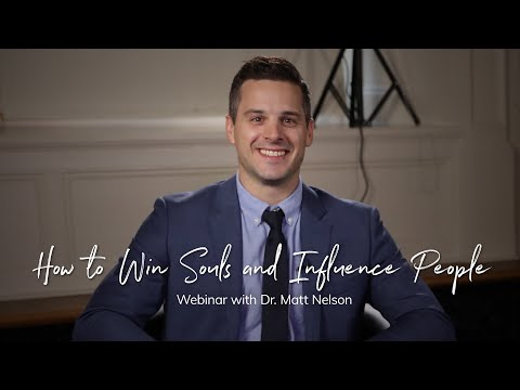 How to Win Souls and Influence People: 7 Practical Tips for Becoming a More Effective Apologist