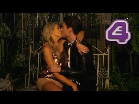Joey Essex And Stephanie Pratt Make Out | Celebs Go Dating
