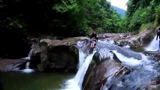 White Water Rafting and Canyoning at Kithulgala, Sri Lanka