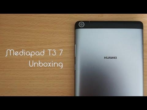 【開封】1万円タブレット Huawei MediaPad T3 7を買ってみた