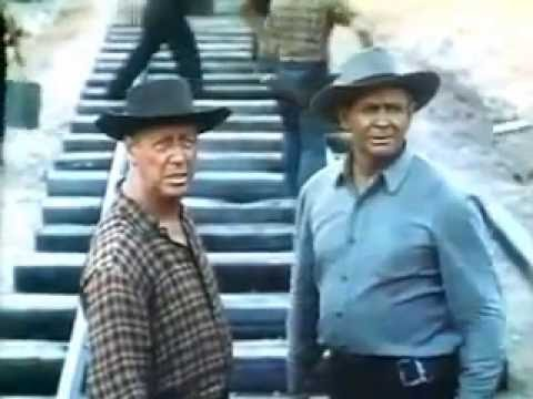 Kansas Pacific 1953 Old Western Movies Full Length Clayton Moore