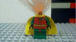 Lego Special Effects Test