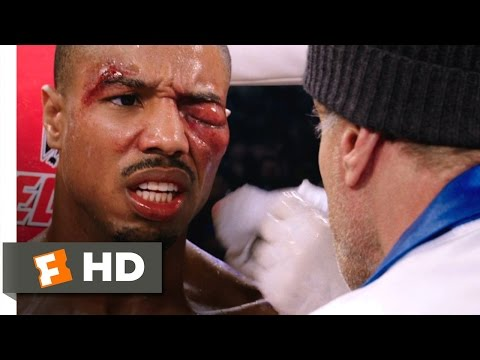 Creed - I Gotta Prove It Scene (9/11) | Movieclips