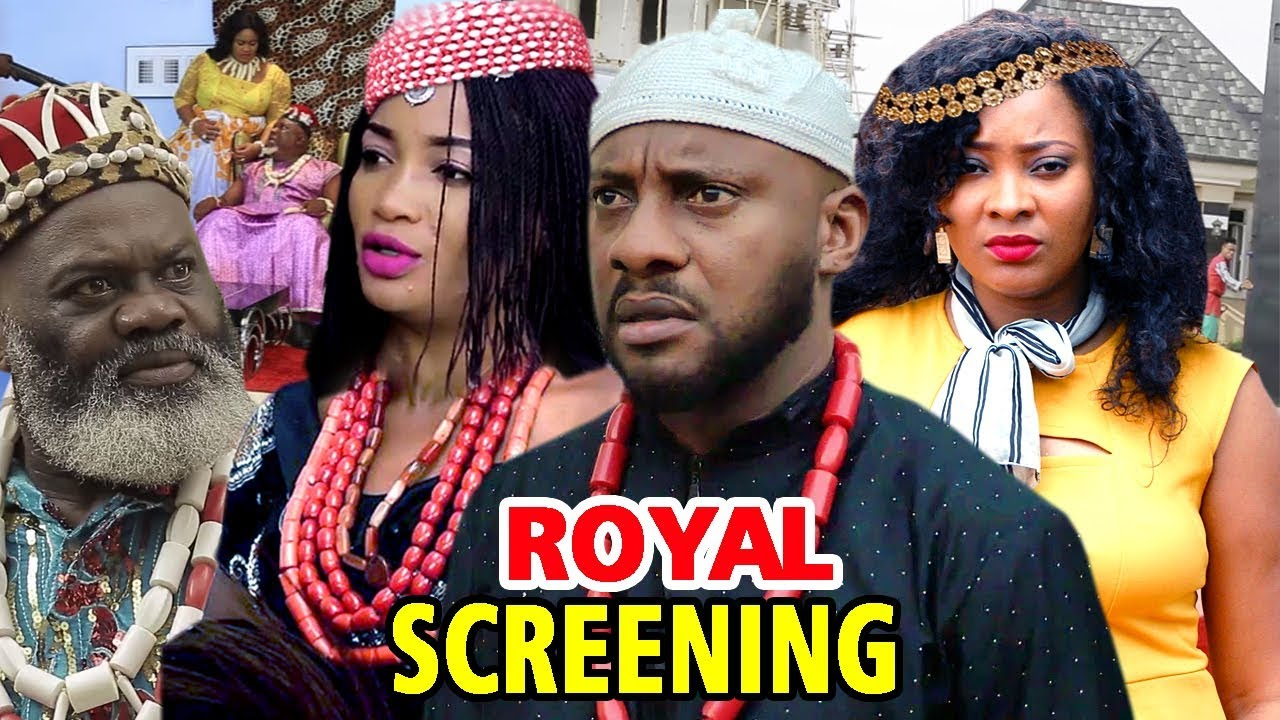 Download Royal Screening Season 5 & 6 - (NEW MOVIE) - Yul Edochie 2019 Latest Nigerian Nollywood Movie