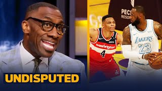 LeBron James and Russell Westbrook get a head start on training — Skip & Shannon | NBA