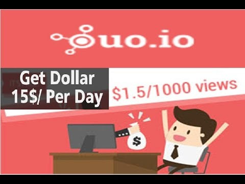 Make Money From OUO.io Online Earning shortening links 02