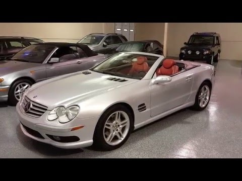 2006 mercedes benz sl500 sold 12801 plymouth mi youtube for 2006 mercedes benz sl500