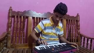 Chalti Hai Kya Nau Se Bara Piano tutorial song