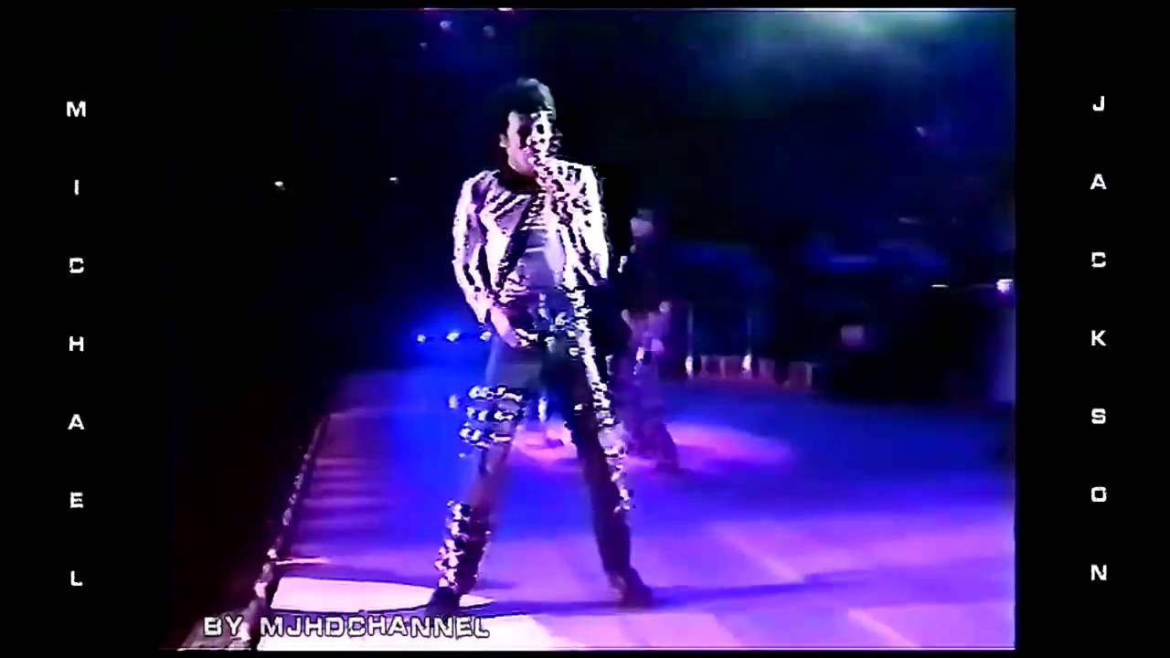 Michael Jackson - Off The Wall - Live In Brisbane Bad Tour 1987 - ReMastered - High Definition ...
