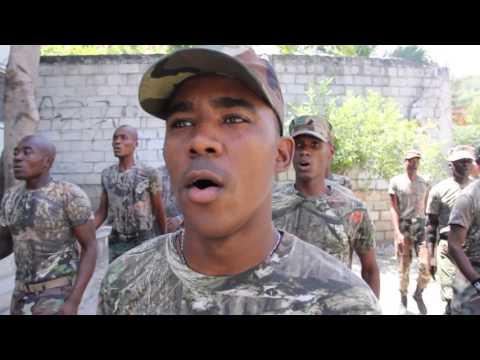 HAITI DEFENSE NATIONALE
