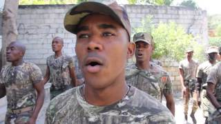 HAITI DEFENSE NATIONALE