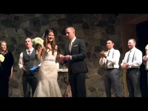 Kari and Ryan Get Married