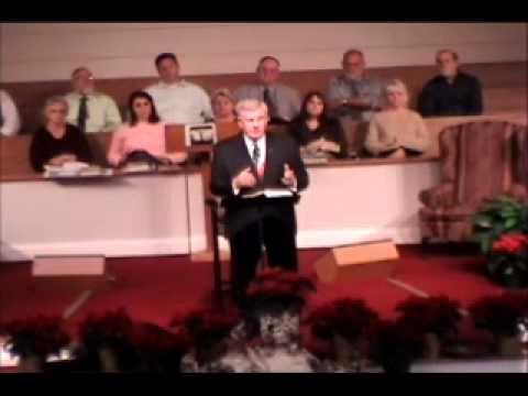 Church Road Baptist 12/14/14 AM Services