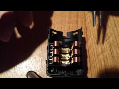 E46 ignition switch repair (no dash lights)